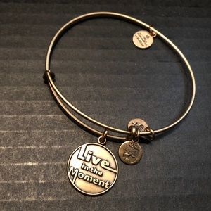 Live in the Moment Alex & Ani Bracelet